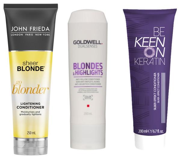Уход за блондом: кондиционеры от желтизны