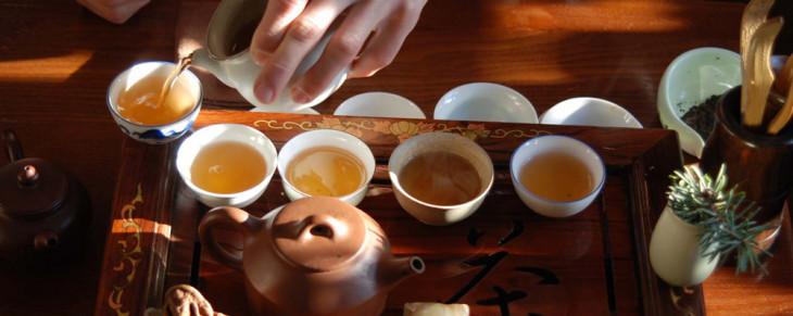 Как правильно заваривать чай: улун, пуэр, зелёный чай