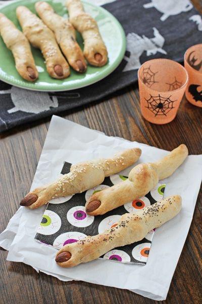 Закуски на Хэллоуин: простые рецепты закусок на Хэллоуин