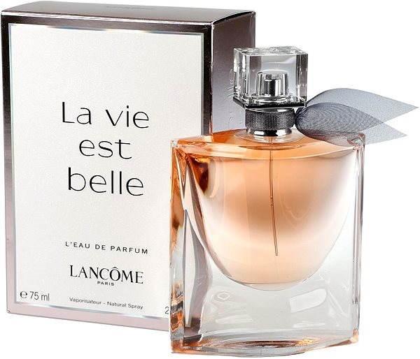 Сладкий аромат Lancome La Vie Est Belle