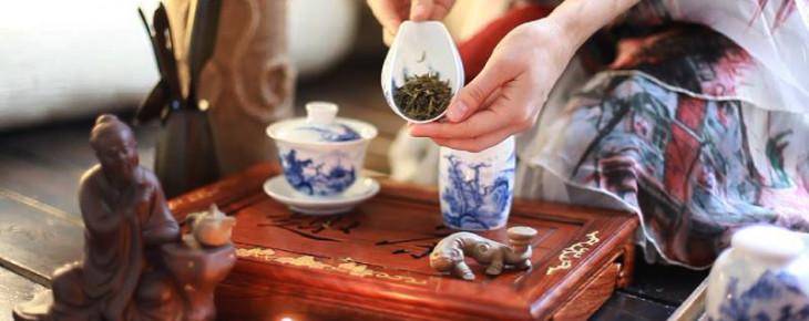 Как правильно заваривать зелёный чай