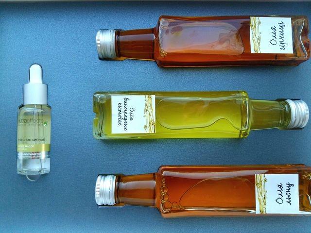 масло для лица «Чудесное сияние» из линейки Avon Nutra Effects