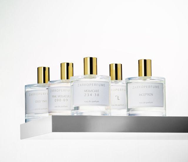 новые молекулы парфюм