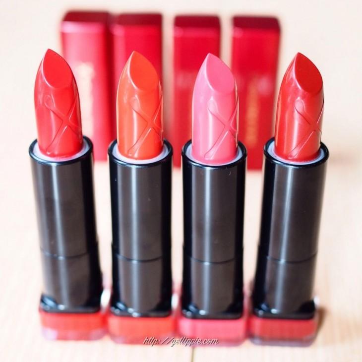 Max Factor Marilyn Lipstick  помады