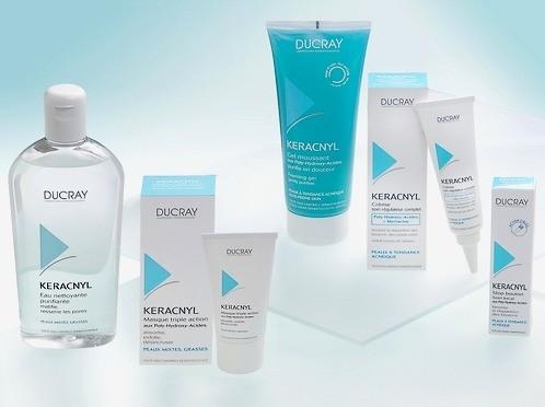 Линия Ducray от Keracnyl