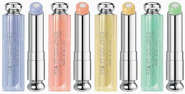 Цветные корректоры Dior Fix It Color Prime & Correct