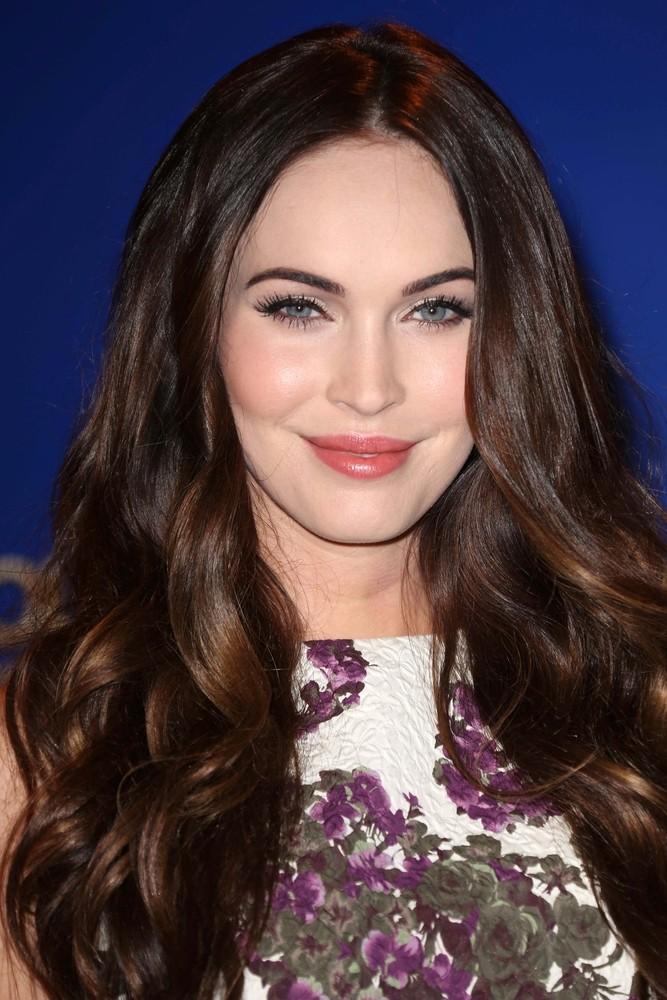 Звезды с такой формой глаз: Меган Фокс (Megan Fox)
