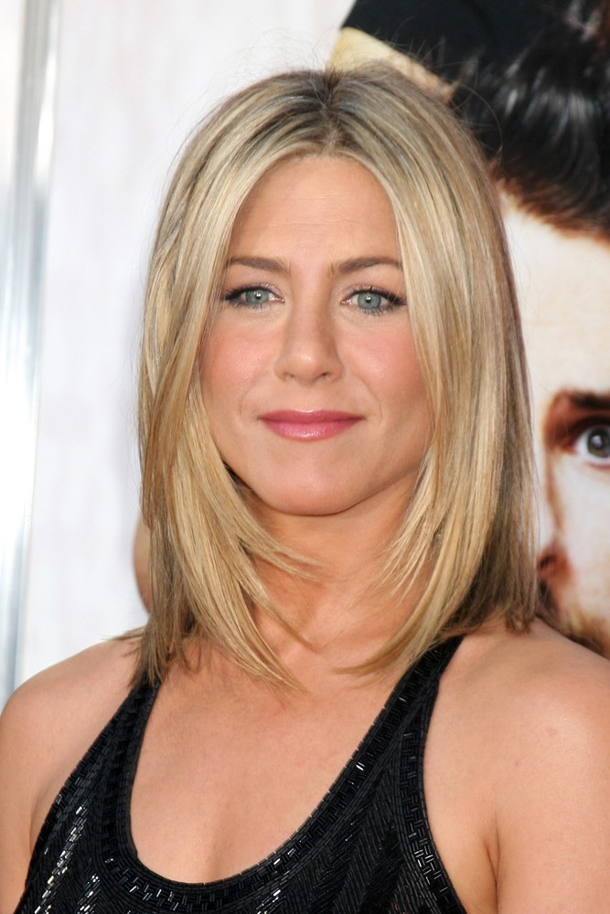 Звезды с такой формой глаз: Дженнифер Энистон (Jennifer Aniston)