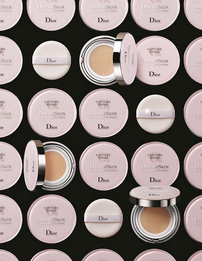 Новый тональный кушон Capture Totale Dream Skin Perfect от Dior