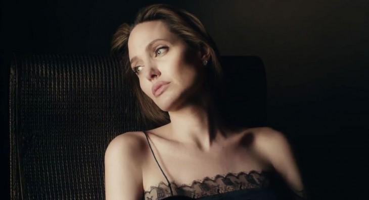 Аромат Mon Guerlain и Анджелина Джоли фото