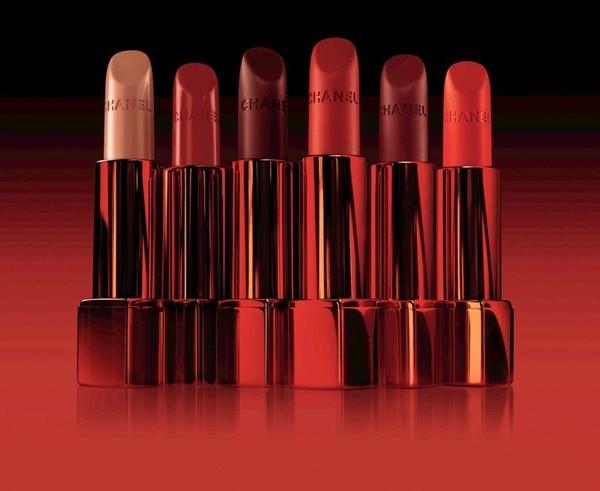 Коллекция макияжа Le Rouge Makeup Collection Fall 2016