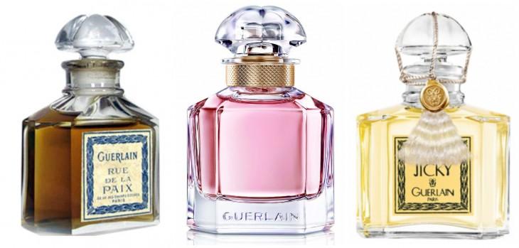 Mon Guerlainистория аромата