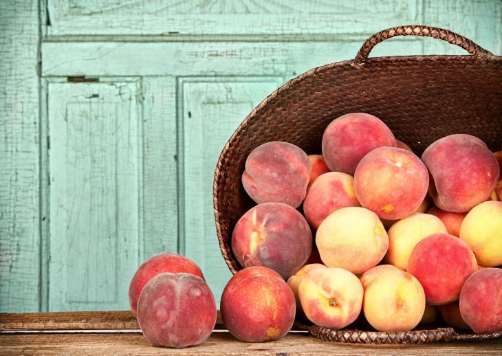 Персик чем полезен для кожи