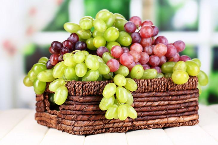 Винограда польза для кожи фото