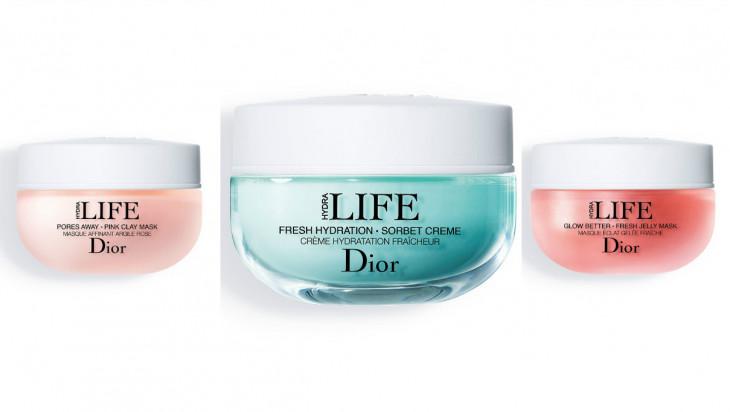 маски для лица Dior Lifeфото