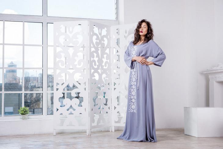 Платья-вышиванки