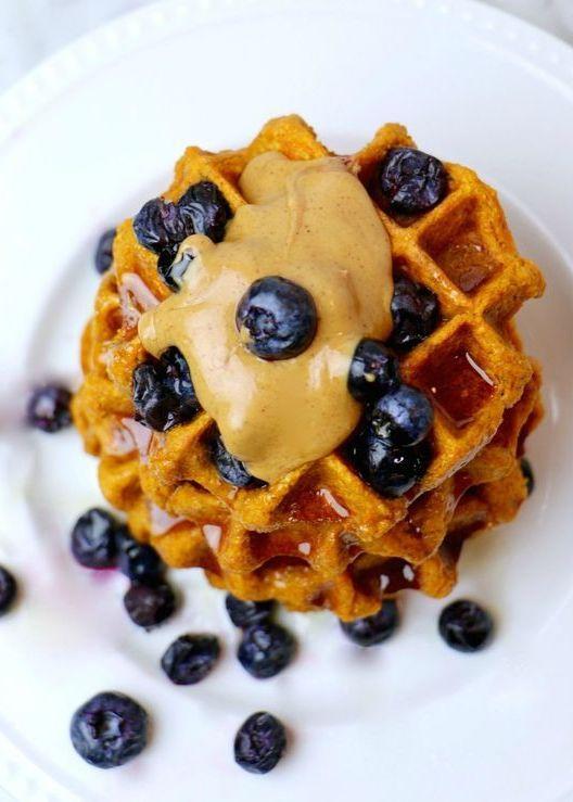 Трендовые завтраки - картофельные вафли