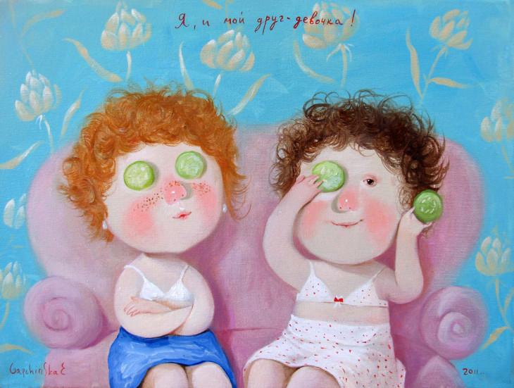 Галерея счастья «Gapchinska»