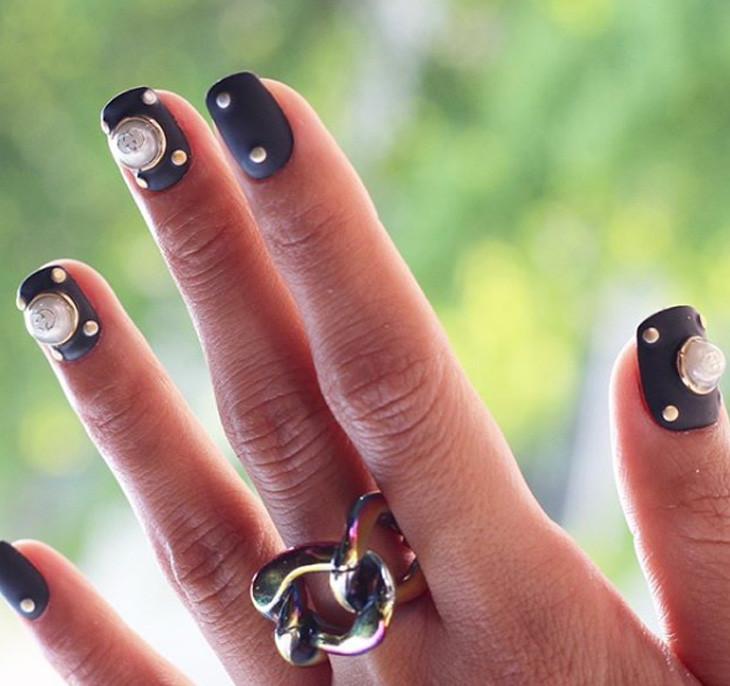 Необычный маникюр - фото идей дизайна ногтей - Best Маникюр