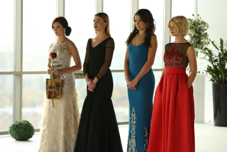 Холостяк 7 церемония роз от выпуск фото