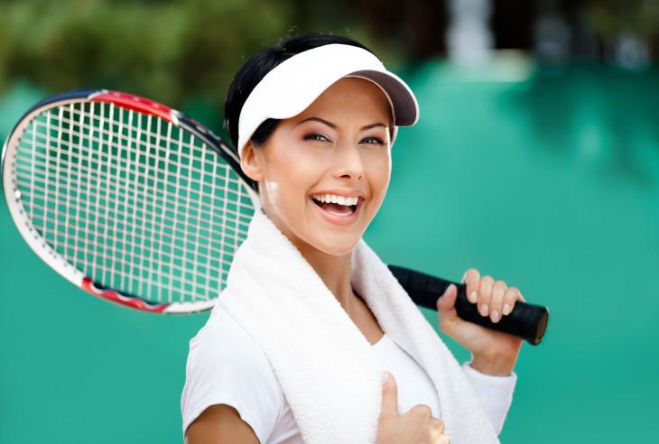 Теннис польза для здоровья