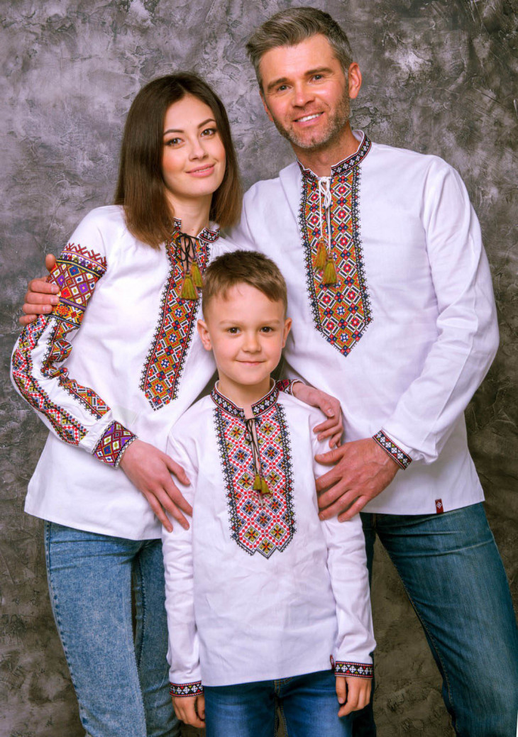 Вышиванки Фолк Мода фото
