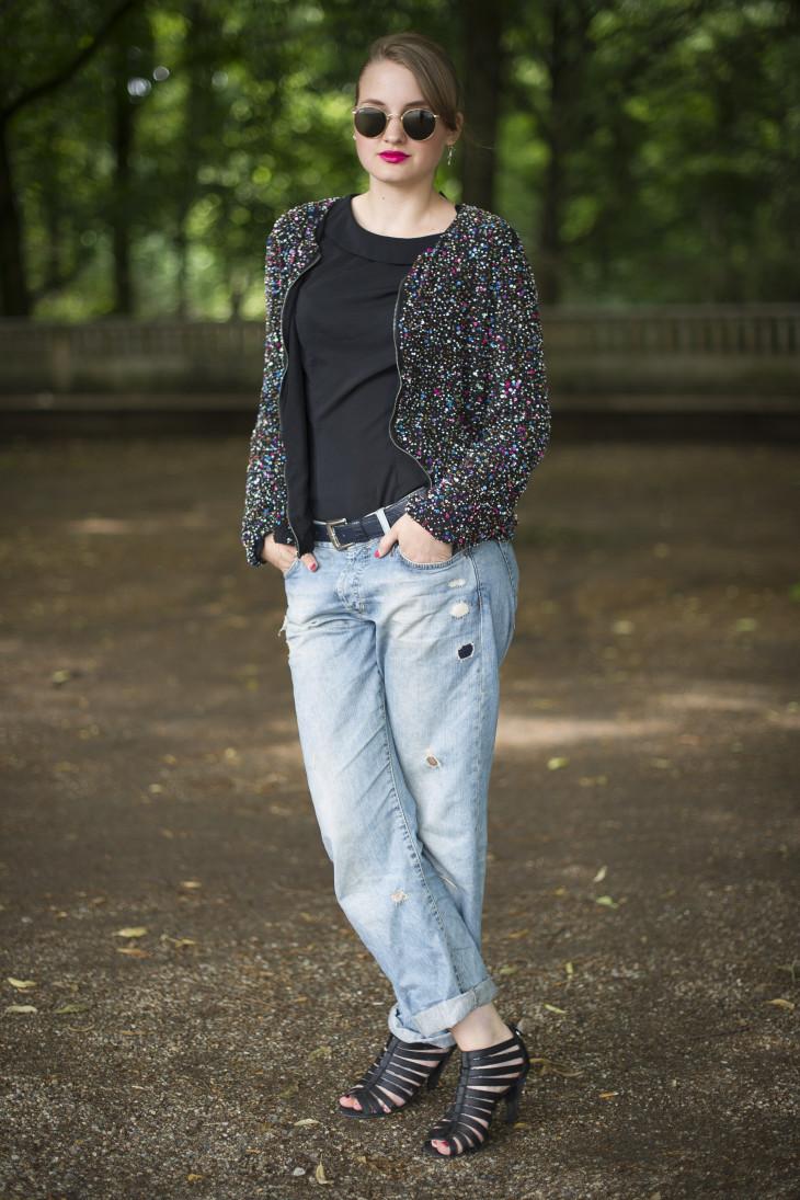 Боди с джинсами фото