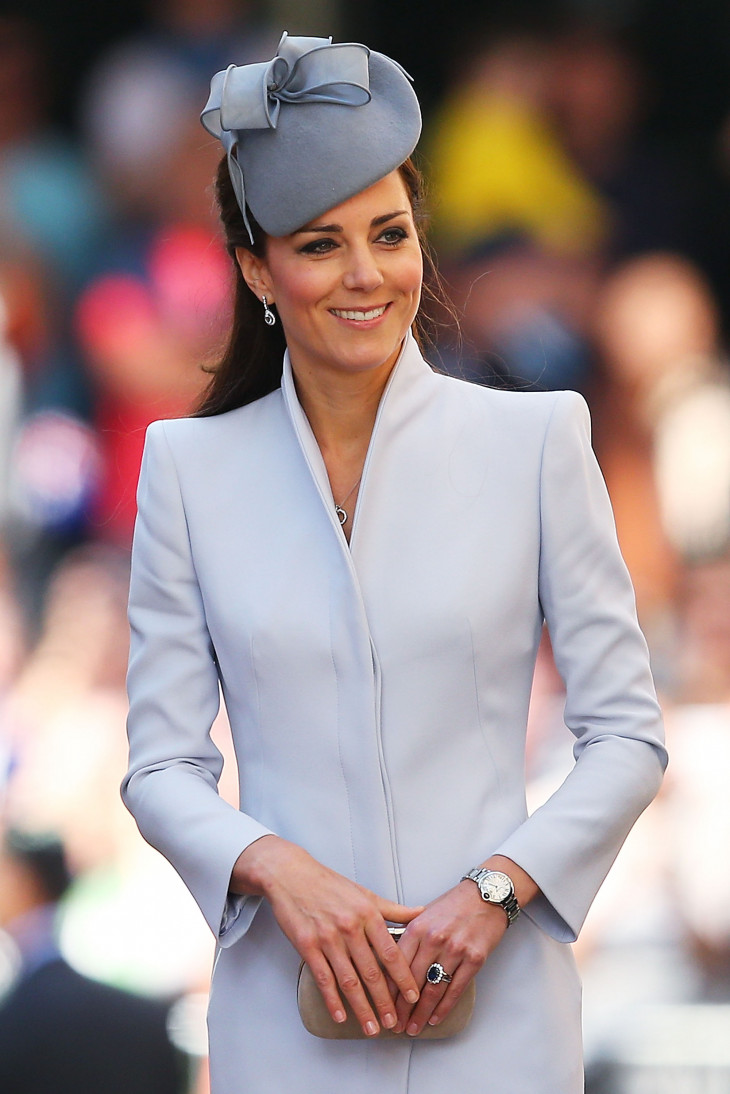 Любимые шляпки Кейт Миддлтон
