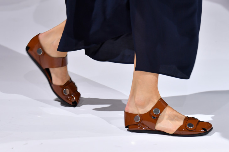 Обувь в стиле сафари фото