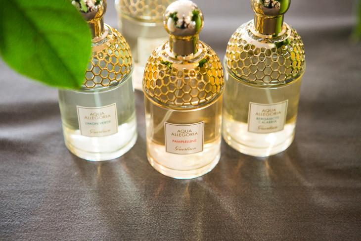 aqua allegoria ароматы