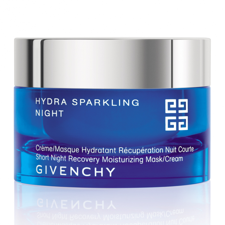 Hydra Sparkling Short Night Recovery Moisturizing Mask, Givenchy