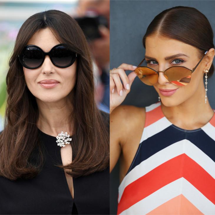 Очки оверсайз - модные очки на лето 2017