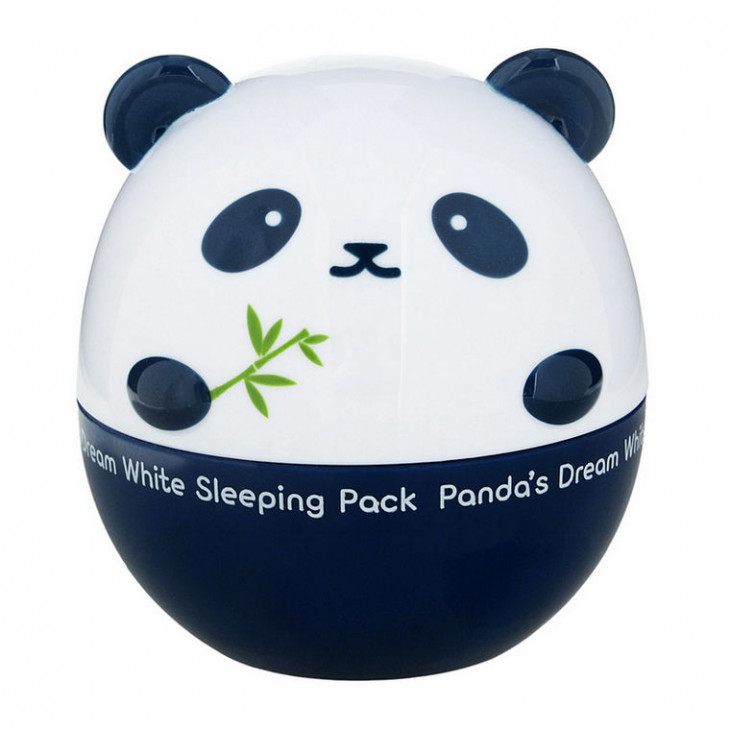 Tony Moly Panda's Dream White Sleeping Pack маска