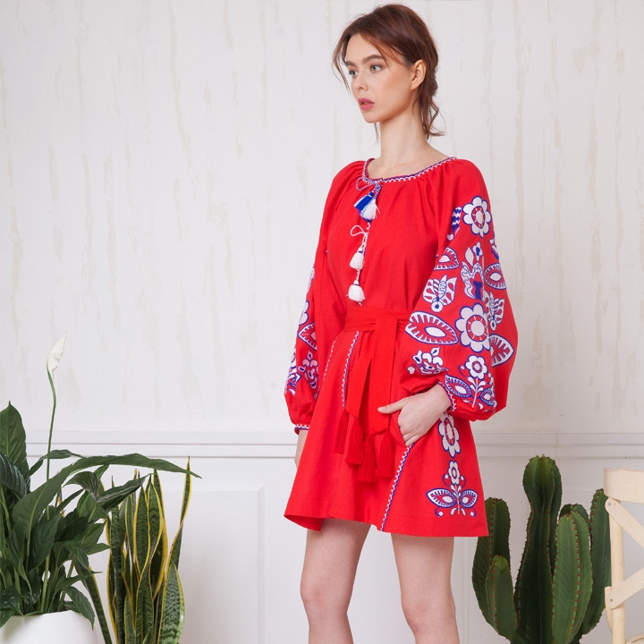 Вышиванки Varenyky Fashion фото