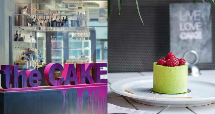The Cake кафе