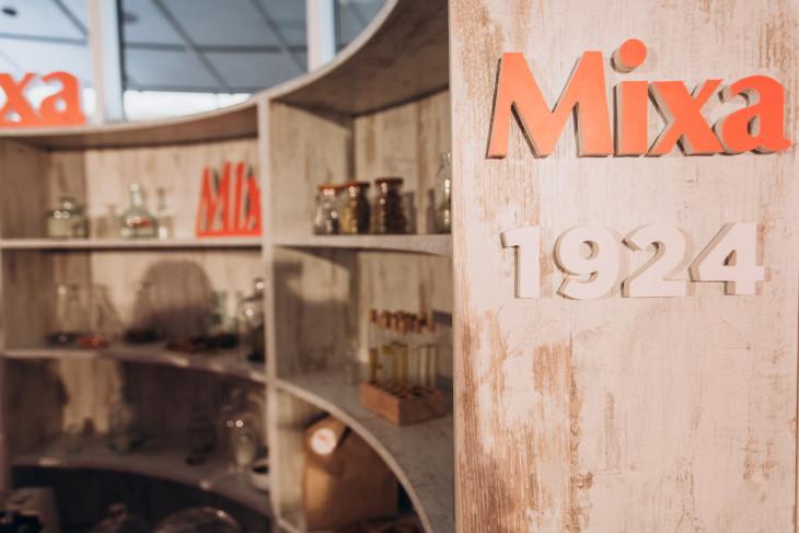 Mixa история бренда