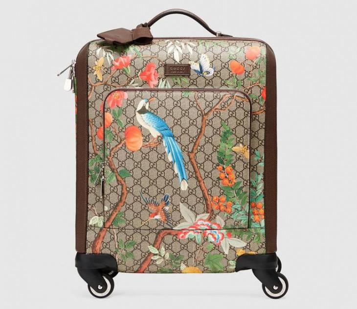Модные чемоданы 2017