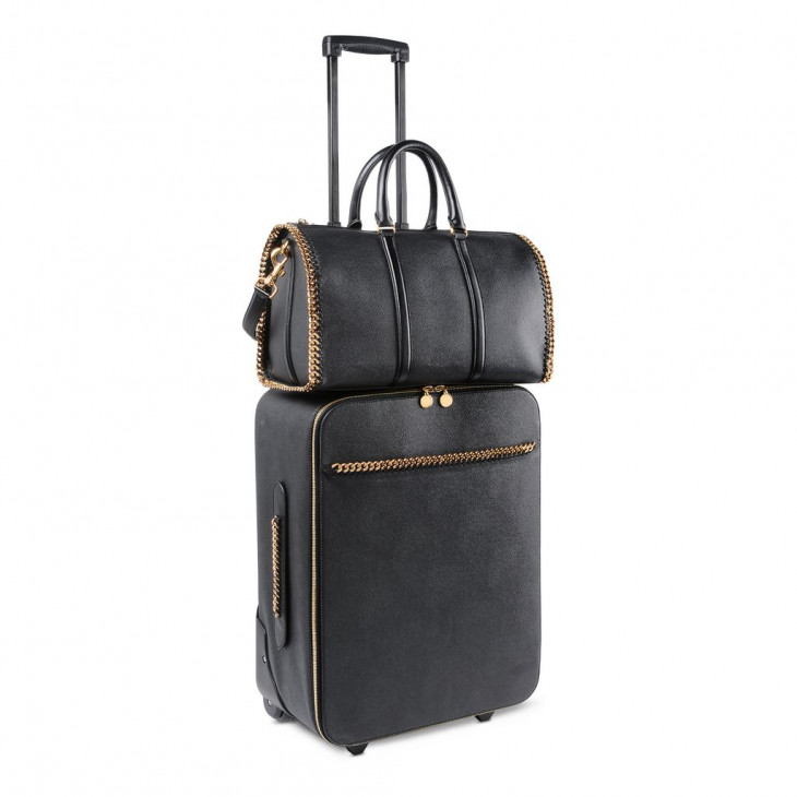Stella McCartney - модные чемоданы на колесах