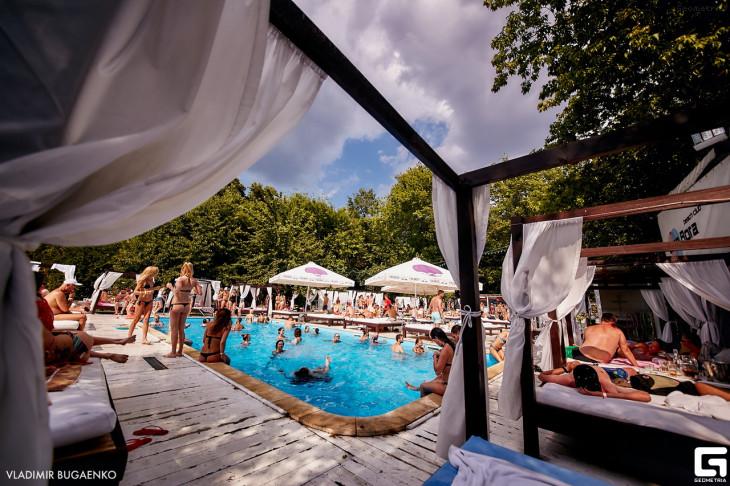Bora Bora Beach Club