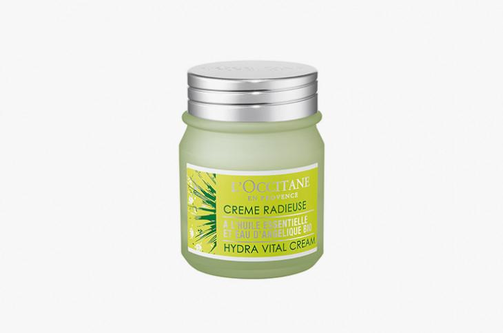 Гель-крем Hydra Vital Gel от L'OCCITANE