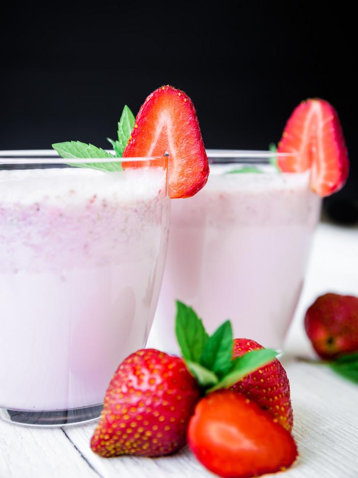 Йогурт - полезный перекус