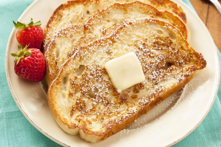 Вредные продукты для завтрака