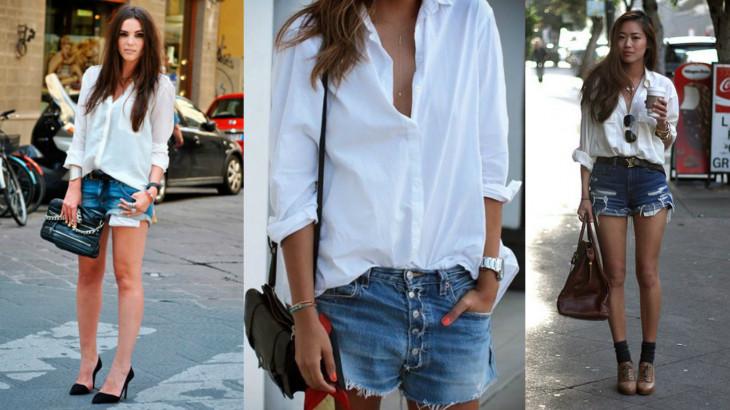 f59aa84c15aa Как и с чем сочетать белую рубашку?