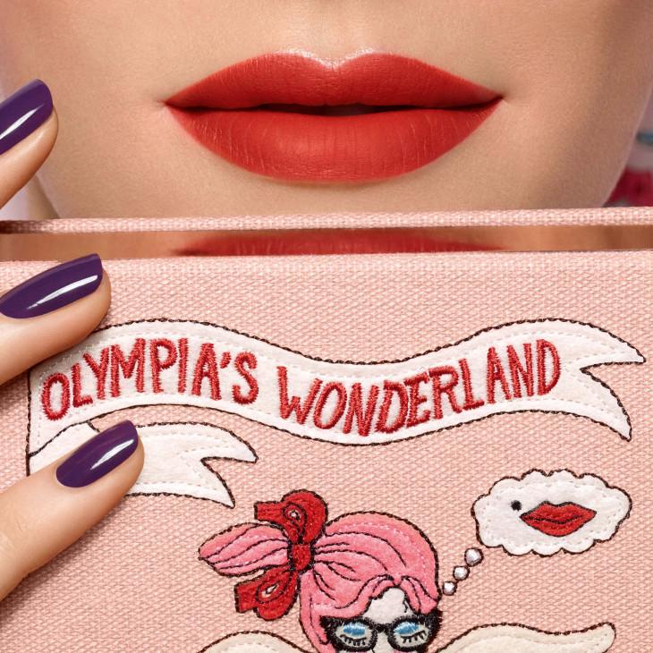 Lancome 2017 коллекция макияжа осень