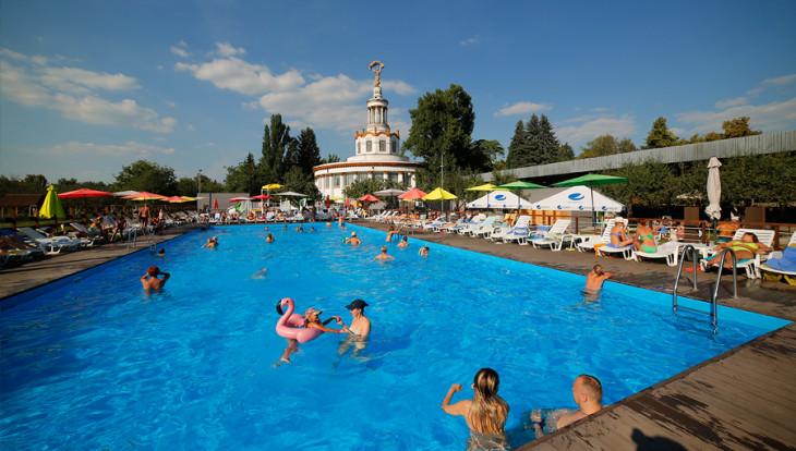Пирс 39 - лучшие пляжи Киева