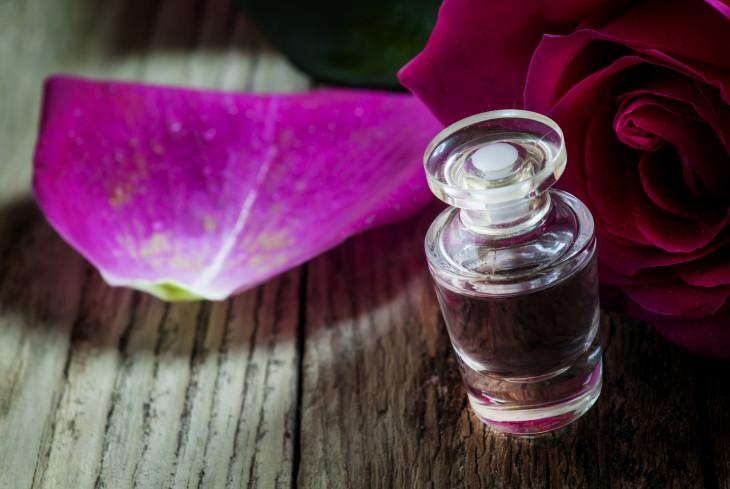 Розовое масло из Болгарии