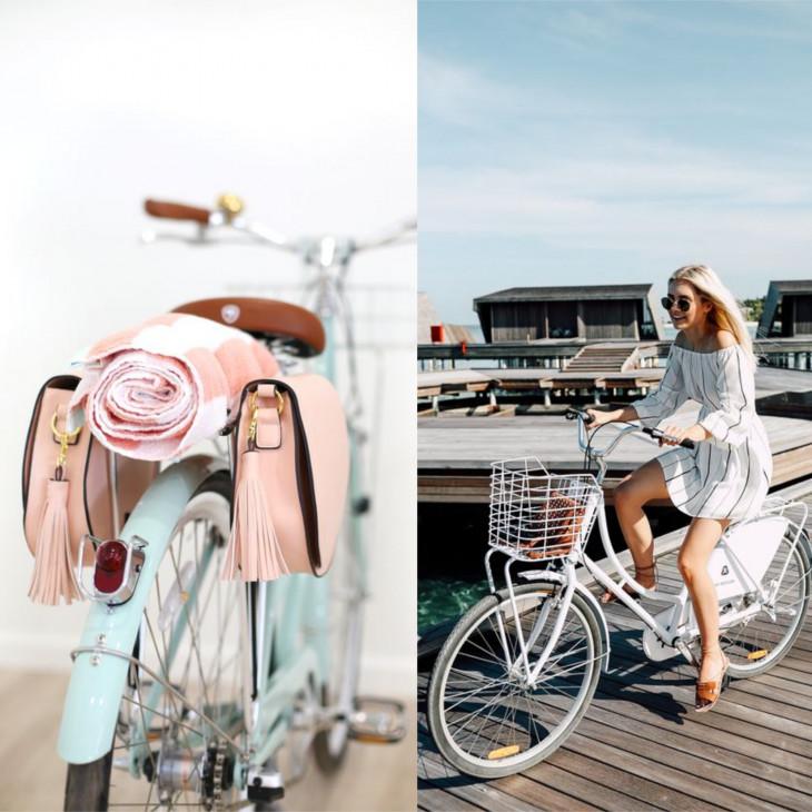 В чем кататься на велосипеде:street style подборка
