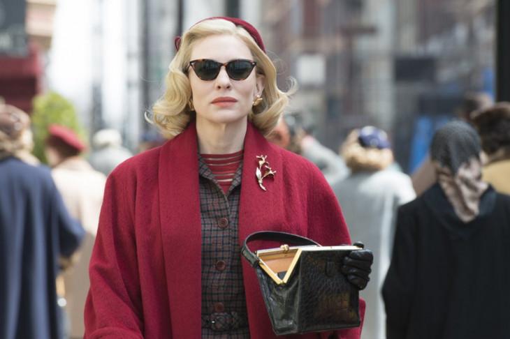 «Кэрол»- самые стильные фильмы