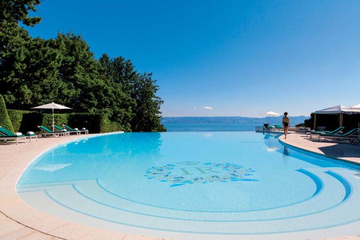 Evian Royal Resort  - лучшие спа-курорты Европы