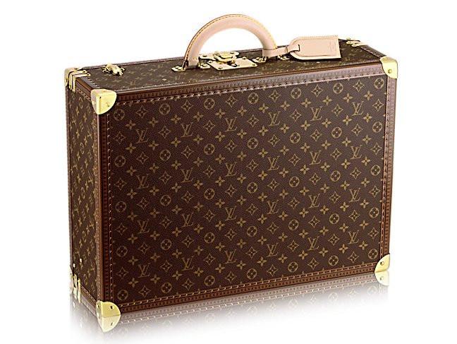 Louis Vuitton чемодан